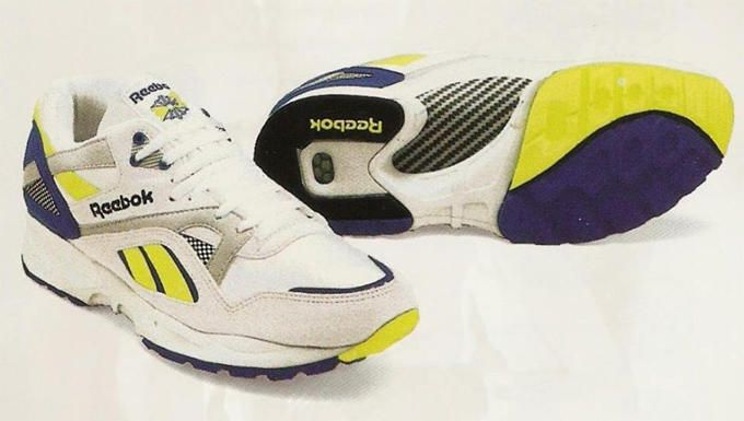 72f189833c8a The Reebok Runners That Defined  90s Sneaker CultureReebok Graphlite Road