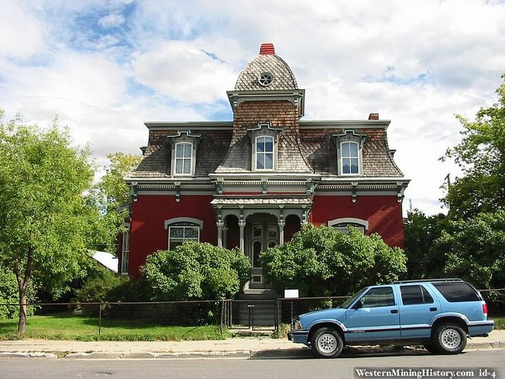 199 Best Images About Second Empire Houses On Pinterest