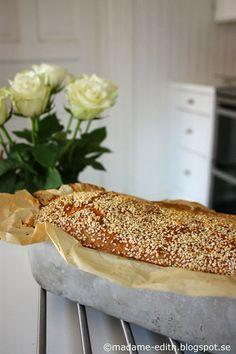 Enkelt recept på formbröd