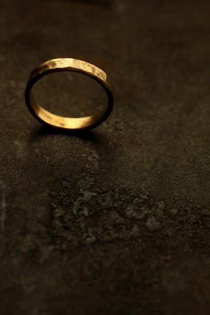 Brass Flat Ring 3mm - IRRE