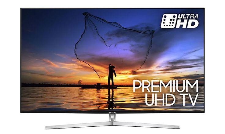 """Samsung UE65MU8000  Description: Samsung 65UEMU8000LXXN: 65"""" ultiem TV-kijkplezier De beelden van de Samsung 65UEMU8000LXXN zorgen er voor dat jij niet meer voor de TV weg te krijgen bent. De beelden op het scherm van de MU 8000 zijn zo scherp en natuurgetrouw dat het lijkt alsof jij in de film zit. Ultra Black en HDR1000 zorgen voor een ongekend contrast en hierdoor zie je veel meer details. Niet alleen geeft deze TV jou een ultieme kijkervaring ook staat hij sfeervol in elke woonkamer. Je…"""