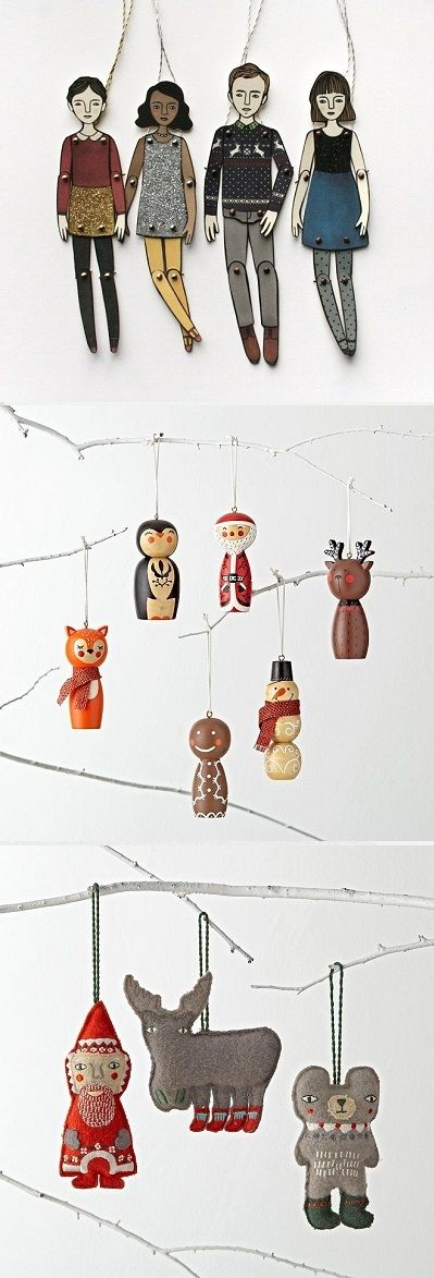 My Favorite Tree Ornaments / On the Blog!
