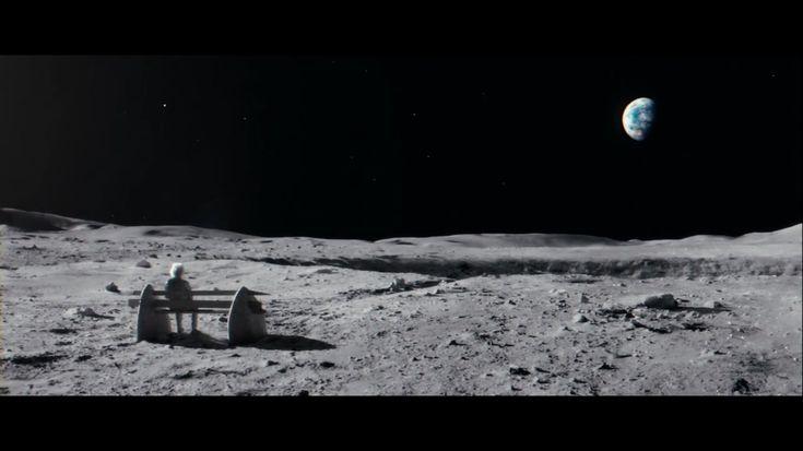 John Lewis Christmas Advert 2015   #ManOnTheMoon