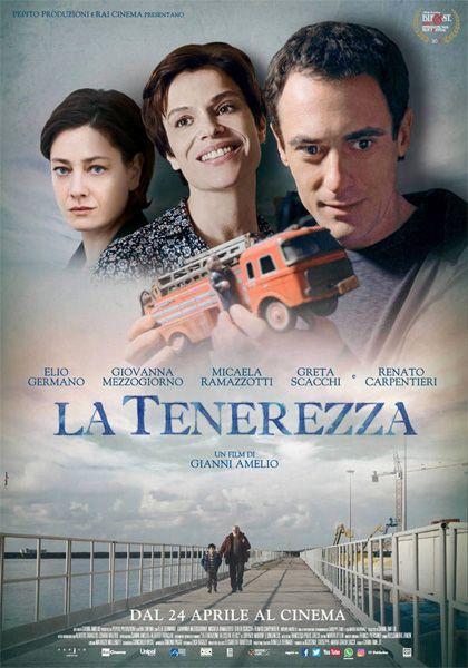 """Fabrizio Giulimondi - Recensioni libri: """"LA TENEREZZA"""" DI GIANNI AMELIO"""