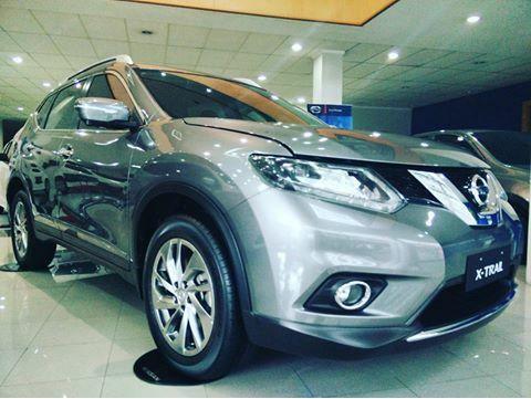 All New Nissan X-Trai