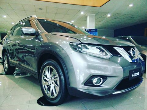 All New Nissan X-Trai