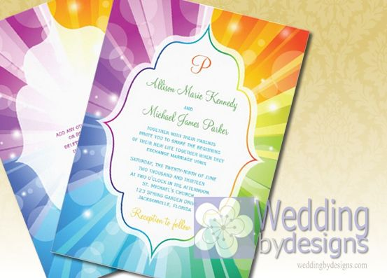 45 best invitation ideas images on pinterest | invitation ideas, Wedding invitations