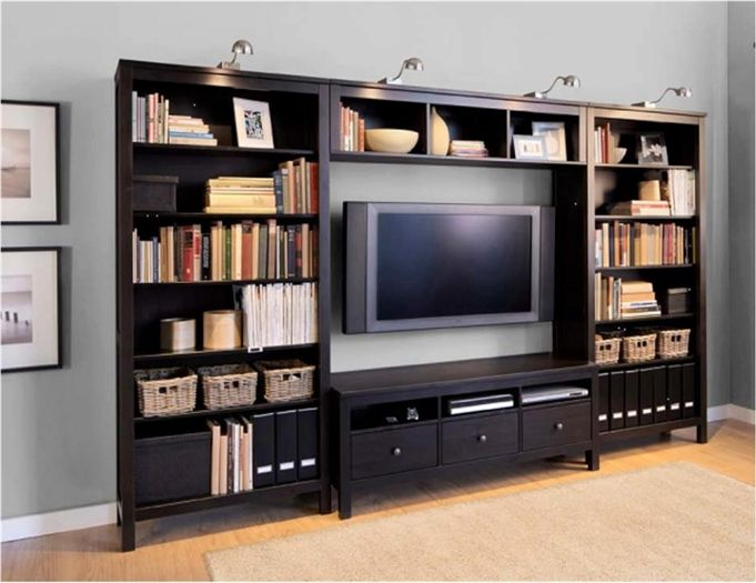 25 best ideas about ikea entertainment center on. Black Bedroom Furniture Sets. Home Design Ideas