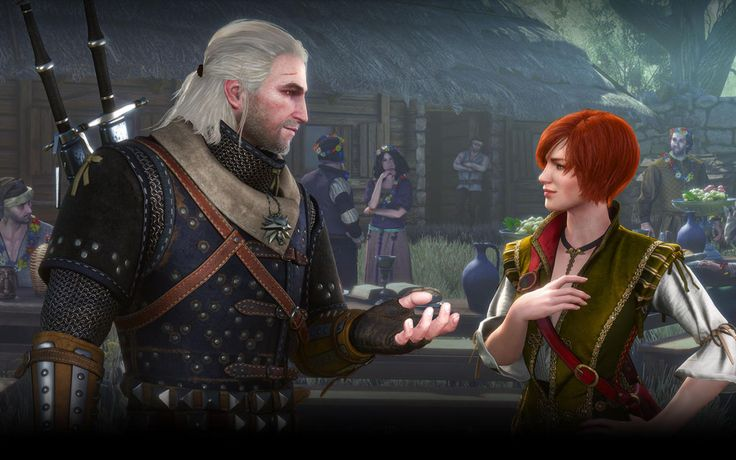 The Witcher 3 Is Getting Its First Expansion Pack Next Month