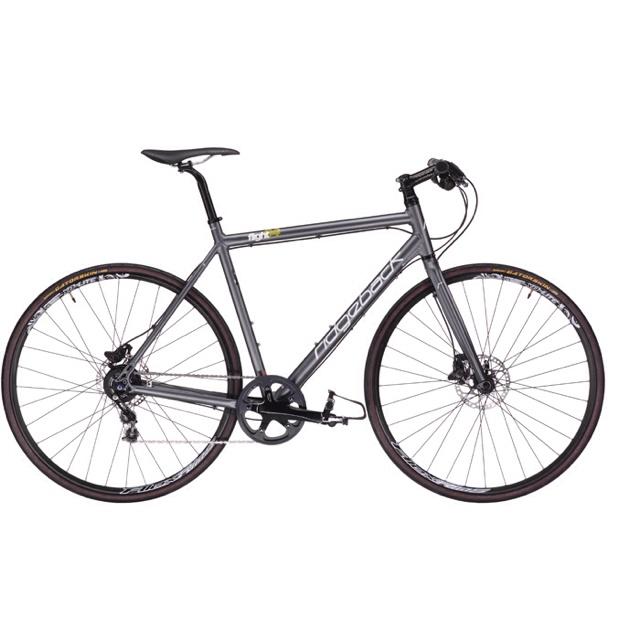 My bike :) - Ridgeback Flight 04
