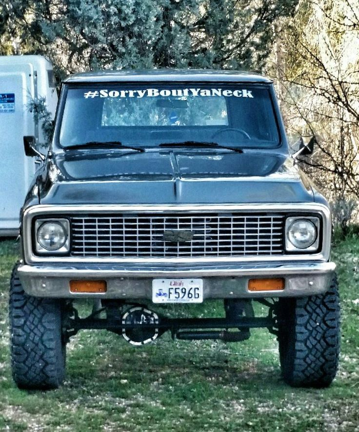 300 Best Images About 67-72 Chevy Truck/blazer On