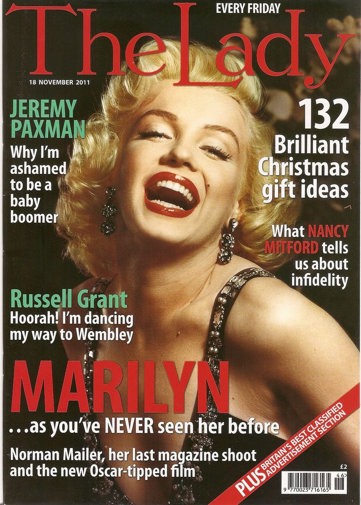 MARILYN MONROE Magazine Covers 1950s