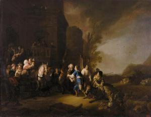Экхаут Г. | Отъезд Товия