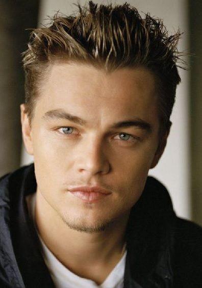 2017 en seksi erkek saç modelleri - Leonardo DiCaprio