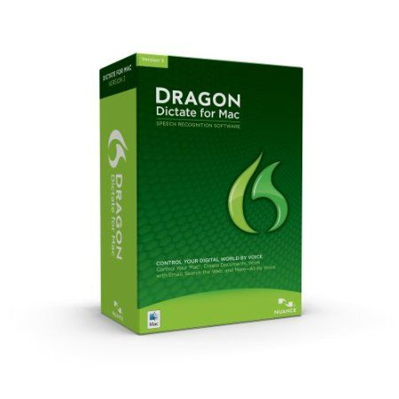 With Dragon Dictate for Mac 3 speech recognition software, you can use your voice to create and edit text or interact with your favorite Mac applications. Far more than just speech-to-text, Dragon Dictate lets you create and edit documents, manage email, surf the Web, update social networks, and more – quickly, easily and accurately, all by voice. Open and close or navigate between applications Price: $179.99