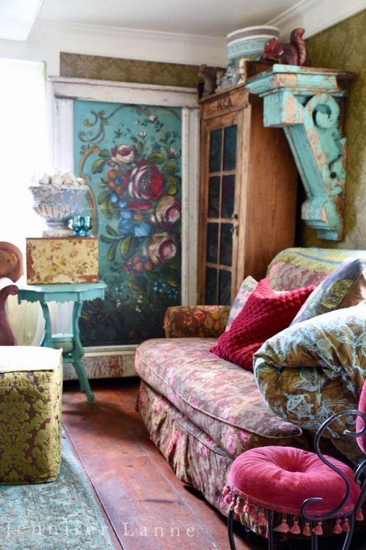 26 Bohemian Living Room Ideas: 30 Best Hippie (Bohemian) Living Room Design Ideas That