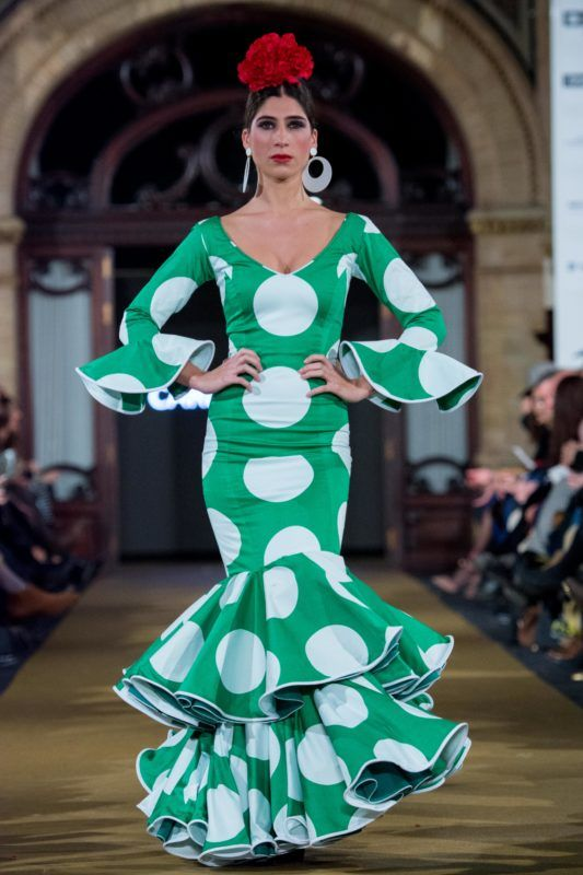We Love Flemenco 2017 Carmen Fitz  #vestido #modaflamenca #wlf17 #sevilla