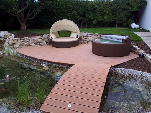 42 best Softub Gardens images on Pinterest Whirlpool bathtub - whirlpool im garten