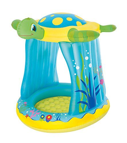 Bestway H2Ogo Turtle Totz Play Pool * Check out the image by visiting the link.Note:It is affiliate link to Amazon.