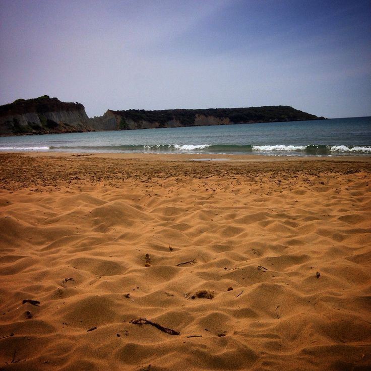 Gerakas beach, Zante island Greece