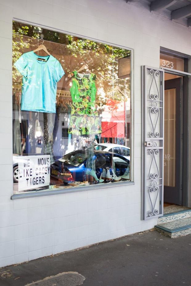 Sydney shopping boutique guide - Desordre Darlinghurst