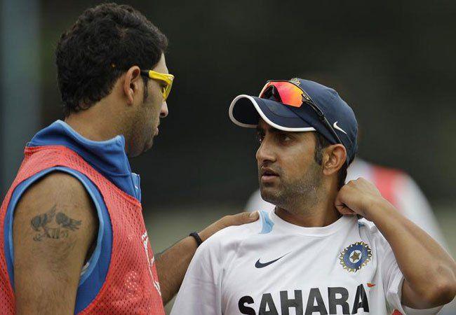 नई दिल्ली: भारत की 2011 की विश्व कप विजेता टीम के सदस्य युवराज सिंह और गौतम गंभीर ने इस बार क्रिकेट महाकुंभ का हिस्सा नहीं होने पर आज निराशा जताई। भारतीय चयनकर्ताओं ने युवा खिलाड़ियों को तरजीह दी तथा युवराज, हरभजन सिंह, वीरेंद्र सहवाग, जहीर खान और गंभीर जैसे खिलाड़ियों को नहीं चुना। युवराज ने …