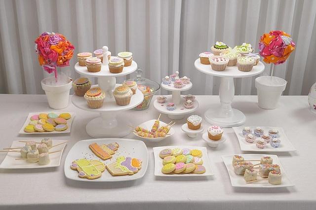 Mesas dulces para chicos