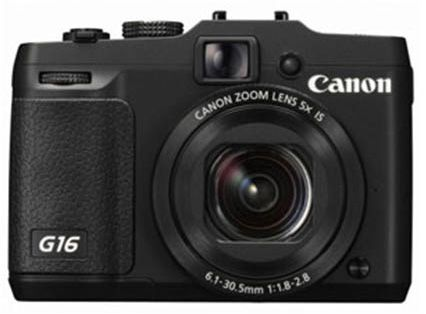 Full list of upcoming Canon compact cameras: PowerShot S200, S120, SX170, SX510, IXY 620F and a new G16