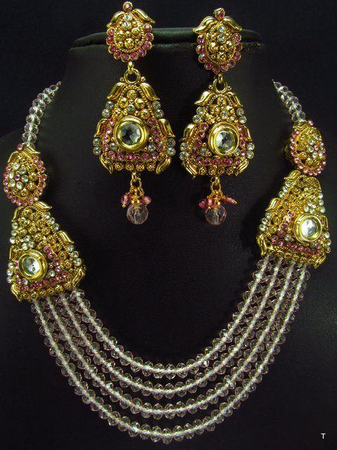 Indian costume Jewellery !