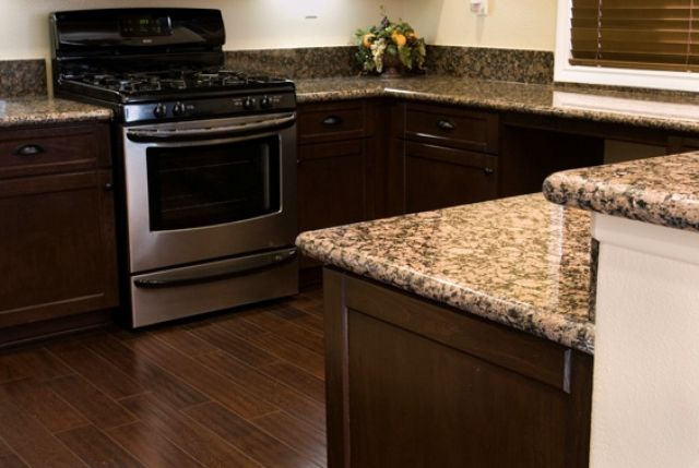 Brown Granite Counter : Ideas about brown granite on pinterest traditional