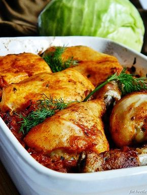 Apetyt i Smak: Kurczak po zbójnicku