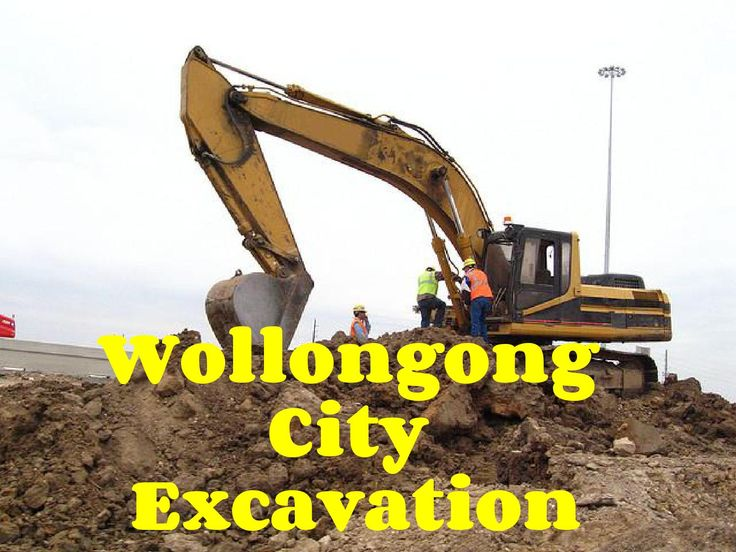 Best 25 excavation equipment ideas on pinterest heavy equipment why to trust us with an excavation contract sciox Image collections
