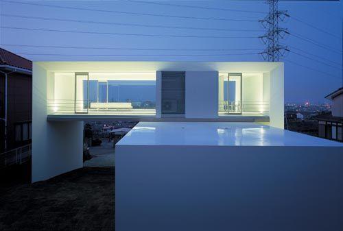 AR House by Kubota Architect Atelier-KAA, Oita, Japan  http://www.katsufumikubota.jp/