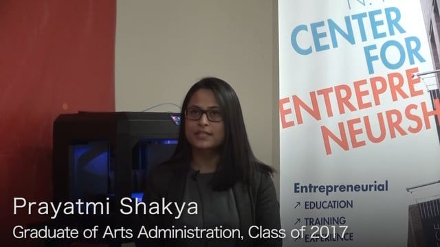 This video blog is about the Field Center at Baruch College where you can make some of your ideas a reality.