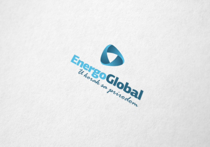 Naming, logo design and slogan for company that manufactures diesel generators