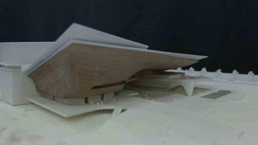 Sejong Art Center Winning Proposal,model 06