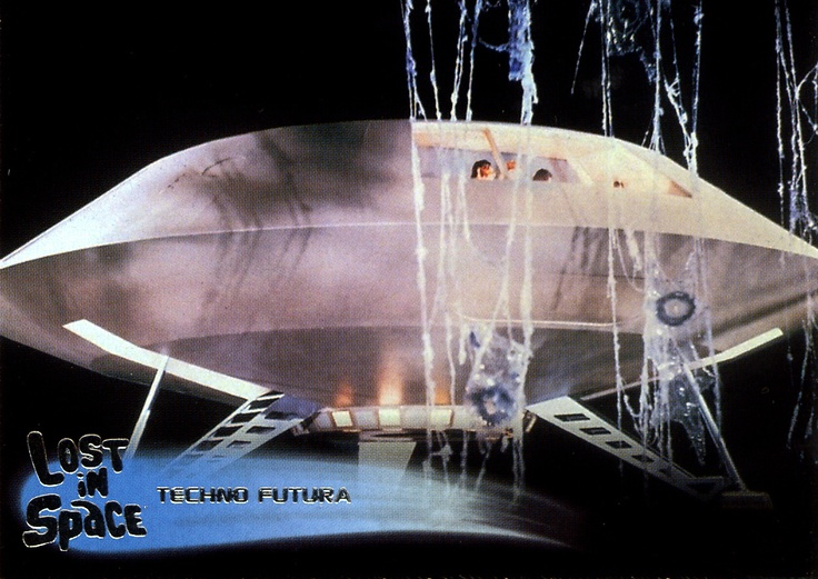 lost in space ship - photo #2