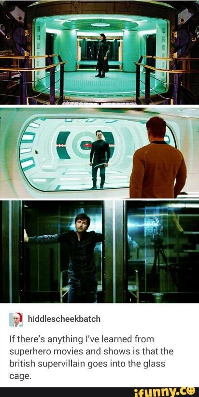 marvel, loki, khan, startrek, kilgrave --I know Khan isn't Marvel, but it's my board!
