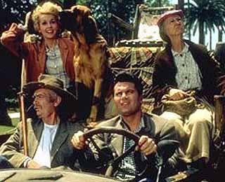 Beverly Hillbillies... the Clampett's