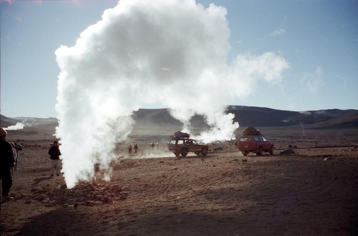 Altiplano geysers B