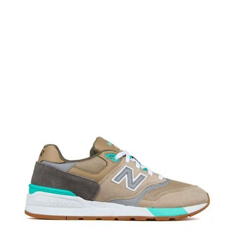 newest 681df 76993 New Balance Suede 597 - Sand | Men's Shoes | New balance ...