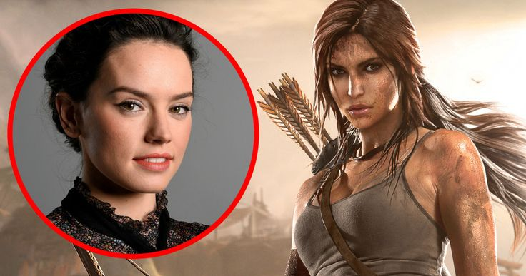 Daisy Ridley Confirms 'Tomb Raider' Lara Croft Talks -- Daisy Ridley is absolutely interested in bringing the video game character Laura Croft to life in a big screen reboot. -- http://movieweb.com/tomb-raider-reboot-lara-croft-cast-daisy-ridley-talks/