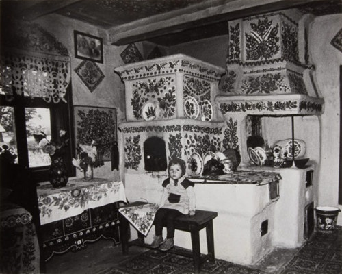 Sociological notes serie, Zofia Rydet People photographed in their homes in rural Poland, 1978-1991