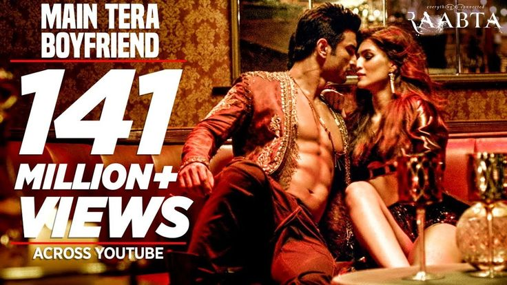 Main Tera Boyfriend Song | Raabta | Arijit S | Neha K Meet Bros | Sushan...