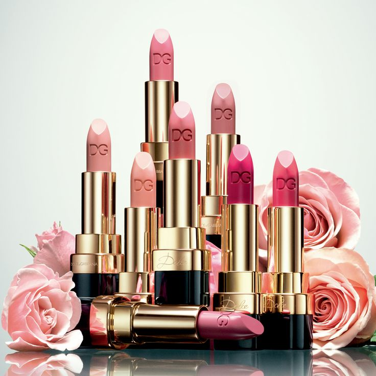 Discover the new Dolce&Gabbana Makeup collection and Dolce Matte Lipsticks for Spring on the branded luxury magazine.