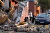 Η Χιλή μετρά τις πληγές της από τον καταστροφικό σεισμό