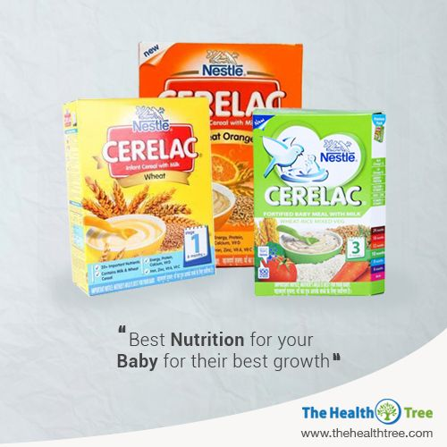 Worried about your #baby's fussy eating? Provide him the essential #nutrients for overall #growth and #health.  #thehealthtree