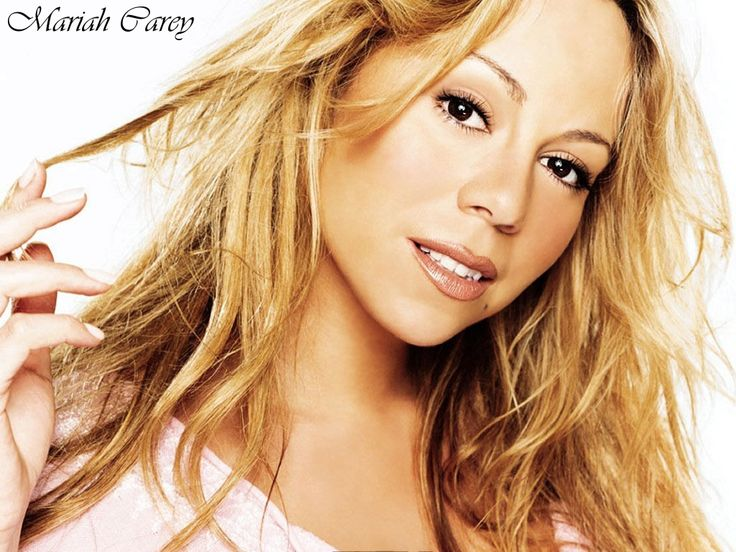 Mariah Carey, your music taught me how to sing :)