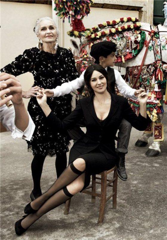 Dolce Gabbana Campaign For Autumn / Winter 2012-2013 (6)