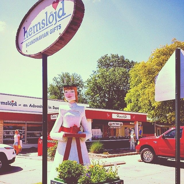 Hemslojd in Lindsborg, KS